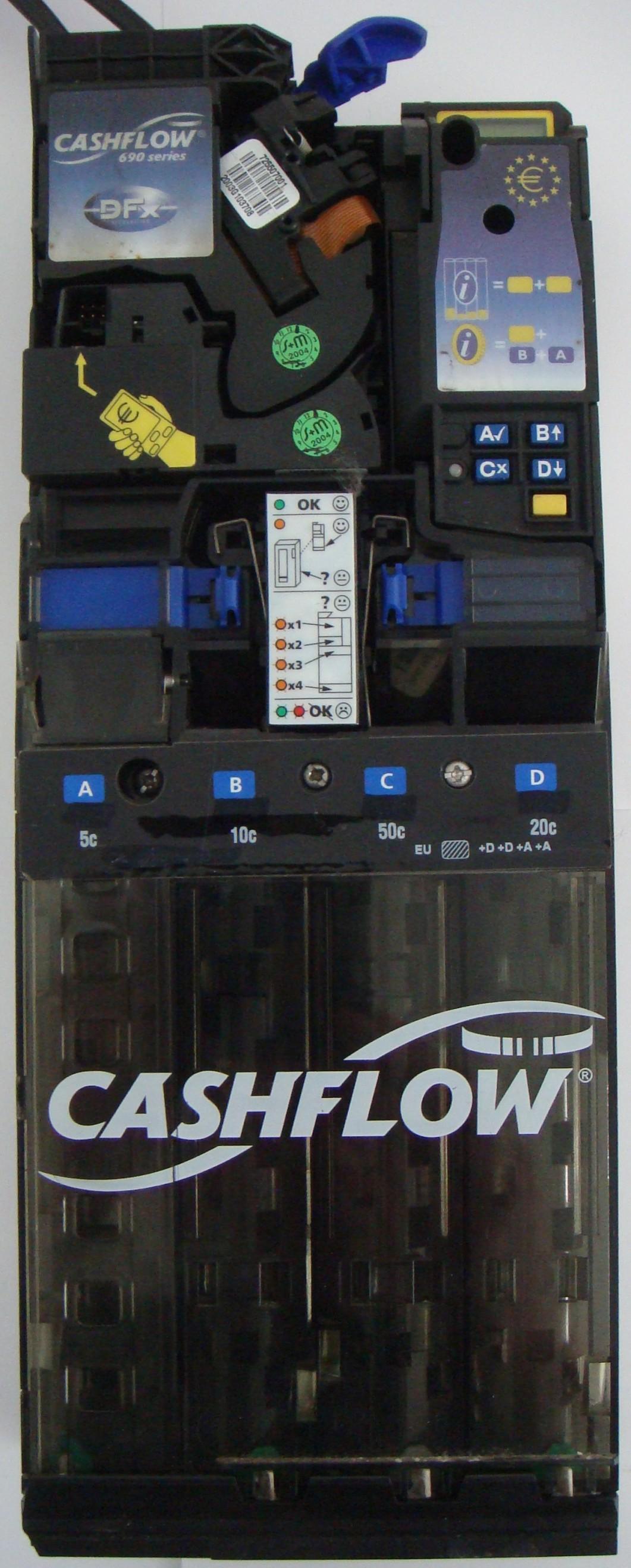 Cashflow 690